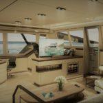 Новые катамараны на электроприводе Ocean Eco-60/90 Explorer